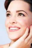 Beauté de visage frais Image stock