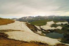 Beauté des montagnes de beartooth photo stock