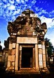 Beauté du château en pierre Images stock