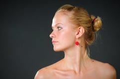 Beauté et santé Womanish Image stock