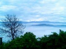 Beauté naturelle de Visoko Photographie stock libre de droits