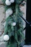 beauté nouveau Year& x27 ; fond intérieur de vacances de Noël de s Photo libre de droits