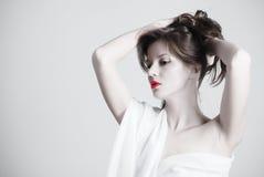 Beauté nue Photos libres de droits