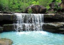 Beauté renversante de cascade et de nature, Inde photos stock