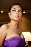 Beauté thaïe image libre de droits