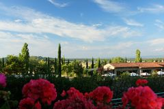 beauté toscane Photo libre de droits