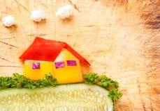 Beauté unie des légumes Image stock