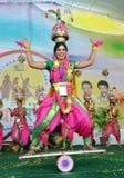 Beautés culturelles d'Inde Photographie stock libre de droits