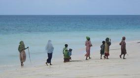 Beautés de Zanzibar Images stock