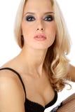 Beauté blonde Photos stock