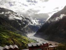 Beauté d'Uttaranchal Images stock