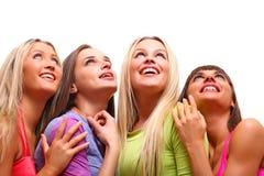 Beauté dans un sourire Photos libres de droits