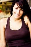 Beauté de sourire Photo libre de droits