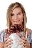 Beautful blond woman Stock Photo