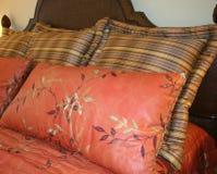 Beautful Pillows Royalty Free Stock Photos