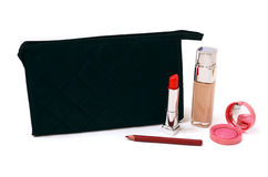 Beautician με το makeup Στοκ Εικόνες