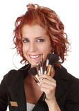 Beautician Stock Photography