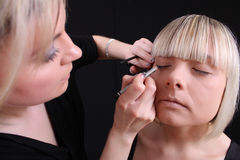 Beautician Stock Images