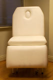 Beautician's Chair Royalty Free Stock Photos