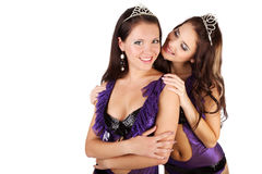Beauties Royalty Free Stock Images