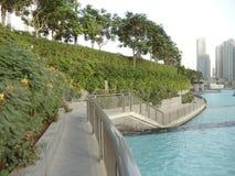 A beautifil view if Dubai royalty free stock photo