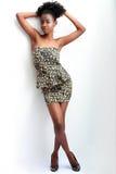 Beautifu afrykanin Fotografia Stock