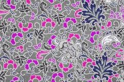 Beautifu batik patterns Royalty Free Stock Photography