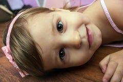Beautifu little child Stock Photos