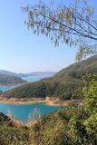 Beautifual landscape in sai kung Royalty Free Stock Photo