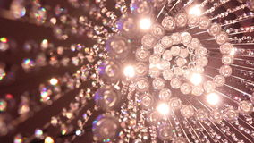 Beautifuf Chandelier. Beautifuf shining crystal luxury chandelier change focus
