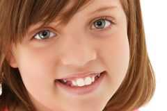 Beautiful 10 year old Girl Royalty Free Stock Photo