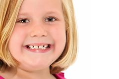 Beautiful 7 Year Old Girl Stock Photos