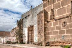 Hacienda Jaral de Berrios in Guanajuato Mexico royalty free stock images