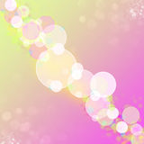 Beautiful abstract background Stock Photo