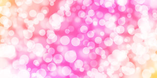 Beautiful abstract background of holiday lights Royalty Free Stock Images