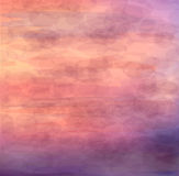 Beautiful abstract background - sunrise on the sea Stock Photos