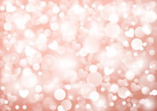 Beautiful abstract background for valentines day Royalty Free Stock Image