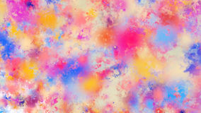 Beautiful abstract blurred background with defocused lights stock illustration