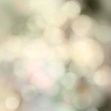 Beautiful  abstract bokeh Christmas background. Festive defocuse Royalty Free Stock Image