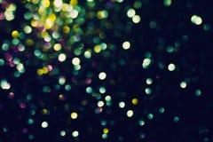 Beautiful abstract bokeh lights Stock Photos
