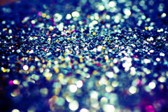 Beautiful abstract bokeh lights Royalty Free Stock Images
