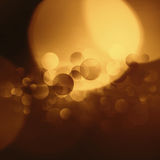 Beautiful abstract bokeh Royalty Free Stock Images