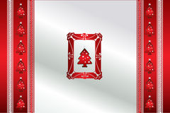 Beautiful abstract Chistmas background Stock Photo