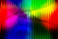 Beautiful abstract colorful background Stock Image