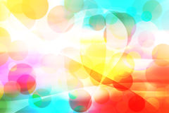 Beautiful abstract colorful background Royalty Free Stock Photos
