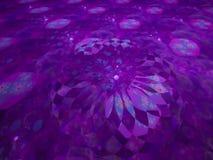 Beautiful abstract colorful digital fractal, advertisement power fantasy design. Beautiful abstract digital fractal, design colorful power fantasy advertisement vector illustration
