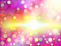 Colorful soft focus background Royalty Free Stock Image