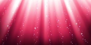 Beautiful abstract curtain background Stock Photography