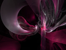 Beautiful abstract fractal Royalty Free Stock Images