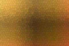 Beautiful abstract illustration of brown and red Small hexagon. Nice background for your work. Beautiful abstract illustration of brown and red Small hexagon Vector Illustration